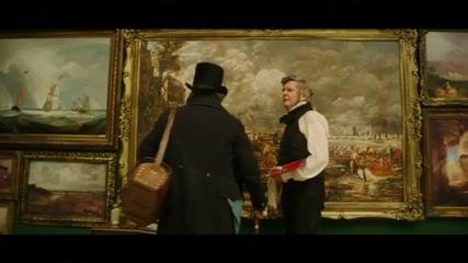 "News video: Mike Leigh's ""Mr. Turner"" has Cannes critics salivating"